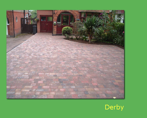 Landscaping East Midlands